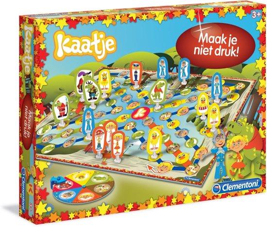 Afbeelding van het spel Kaatje Maak Je Niet Druk! - Bordspel
