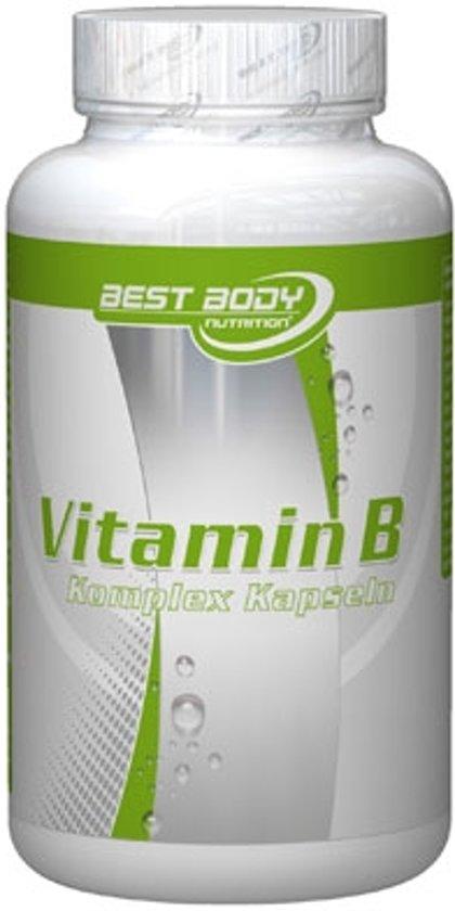 vitamine b50 tekort