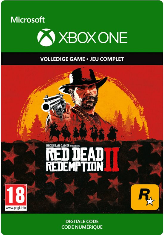 Red Dead Redemption 2 - Xbox One Download