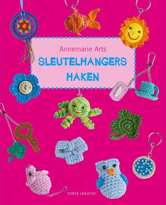 Bolcom Sleutelhangers Haken Annemarie Arts 9789058775979 Boeken