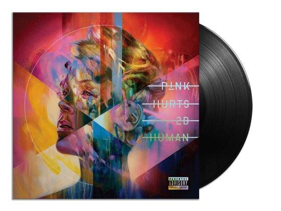 CD cover van Hurts 2B Human (LP) van Pink