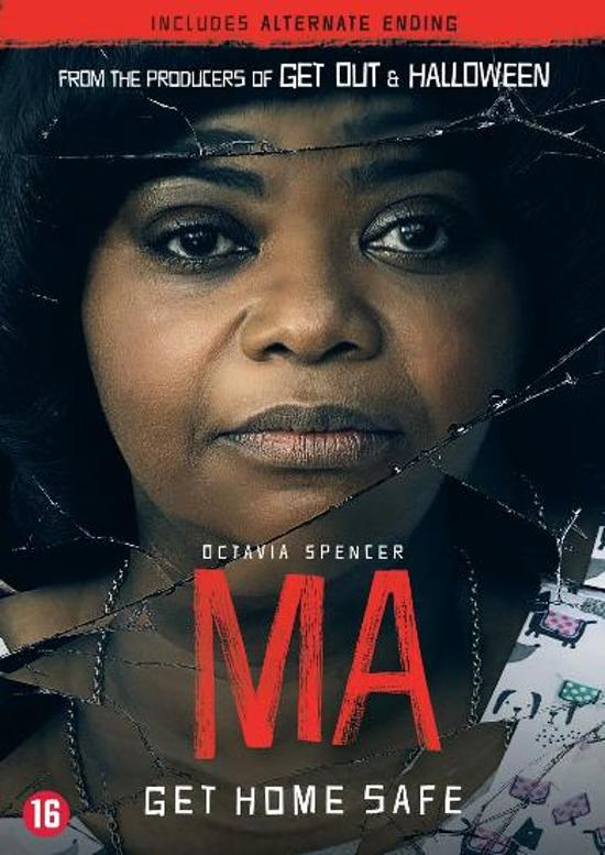 DVD cover van MA (2019)