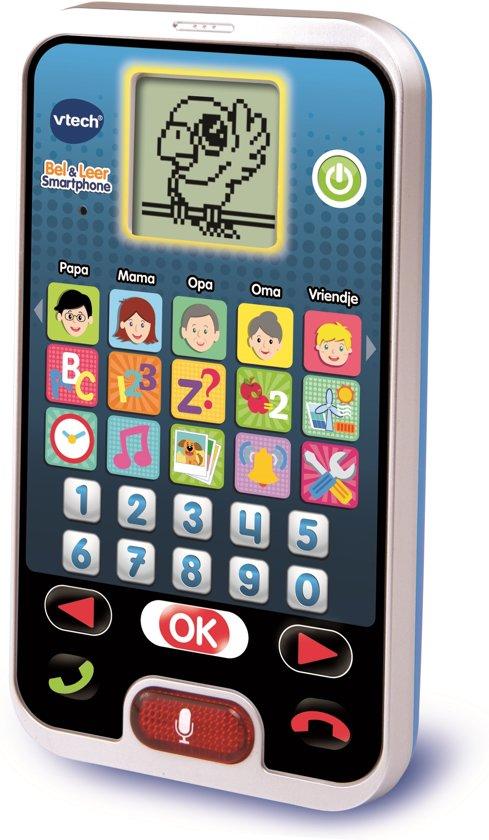 Afbeelding van VTech Bel & Leer Smartphone - Kindertelefoontje speelgoed