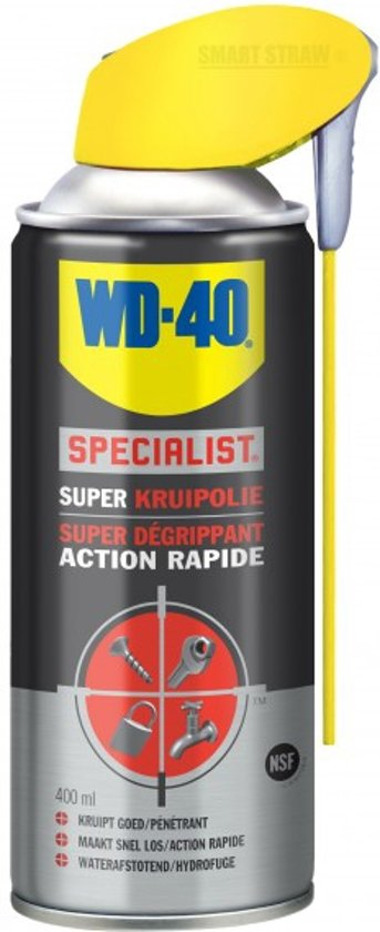 WD40 Specialist Super Kruipolie 400ML