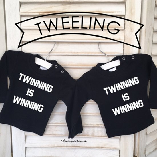Shirtjes Twinning is winning.