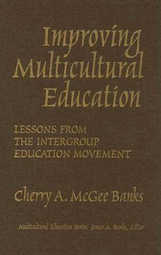 banks and banks multicultural education