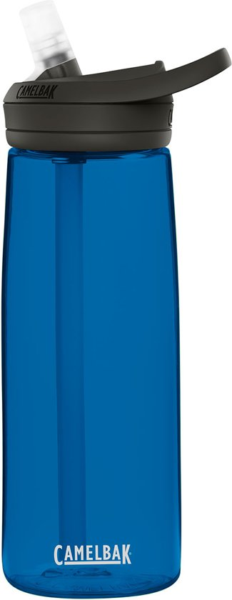 CamelBak Eddy+-Drinkfles-750 ml-Blauw (Oxford)