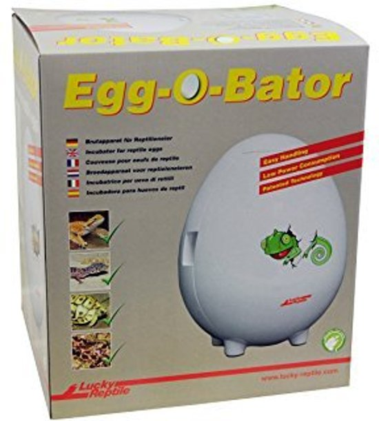 Lucky Reptile Egg-O-Bator