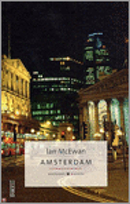 Boek cover Amsterdam van Ian McEwan (Hardcover)