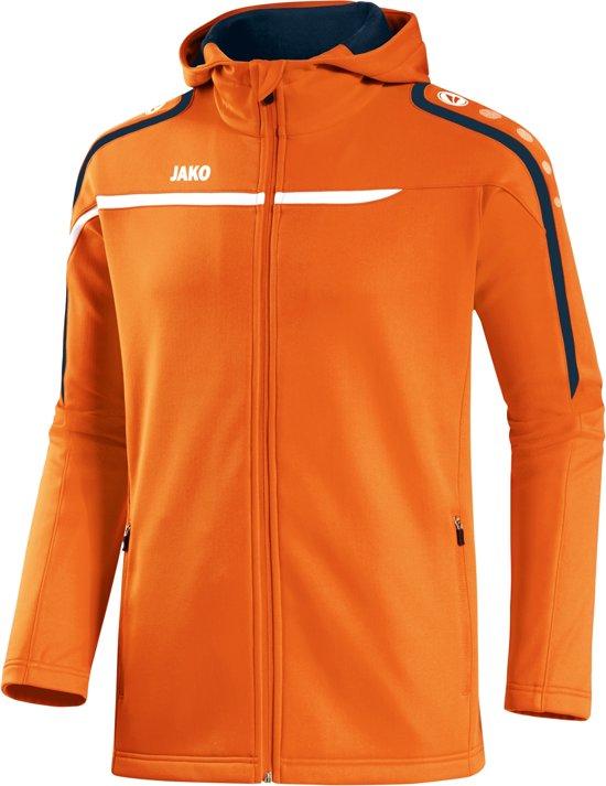 PerformanceSporttrui Maat Oranje;zwart;wit Jako Heren L shQCtrdx