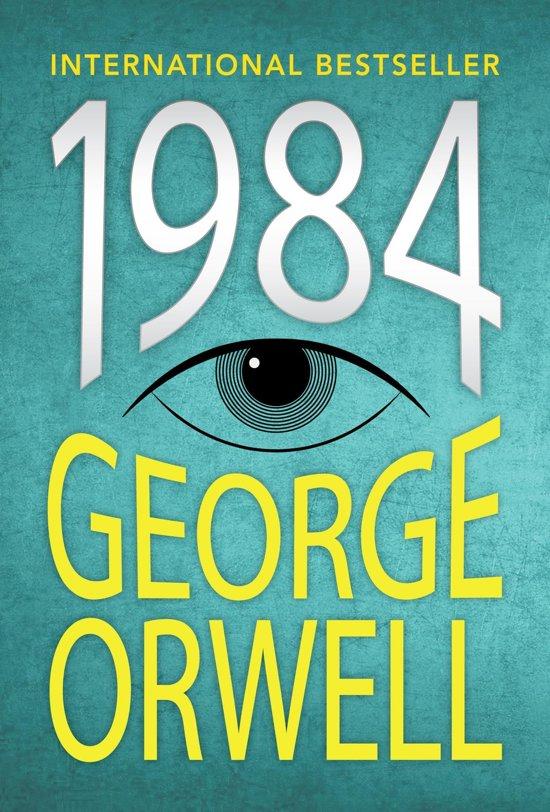 Boek cover 1984 van George Orwell (Onbekend)