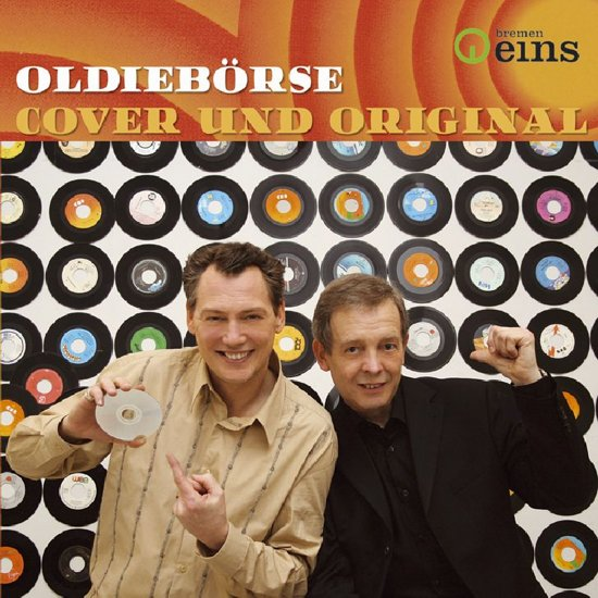 Oldie Borse -Cover Und  Original