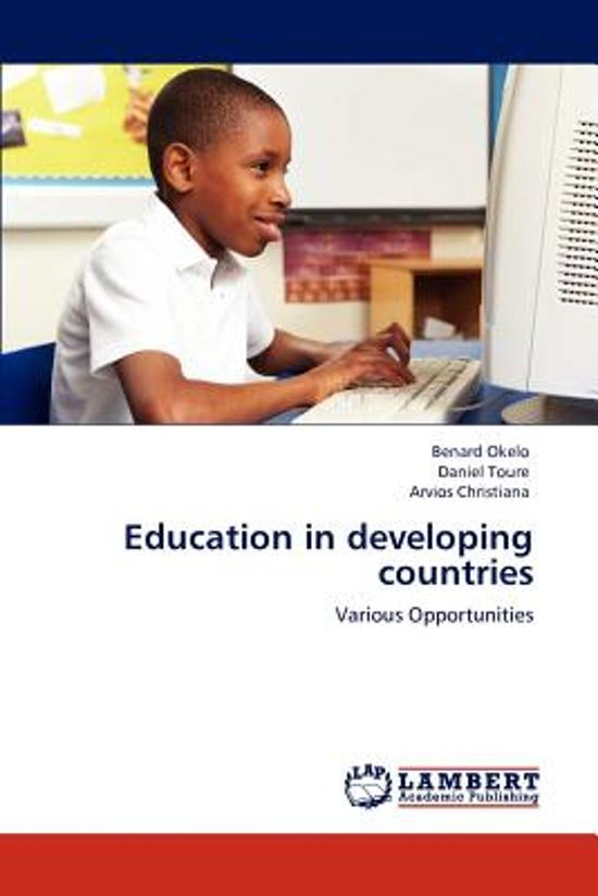 Education in Developing Countries