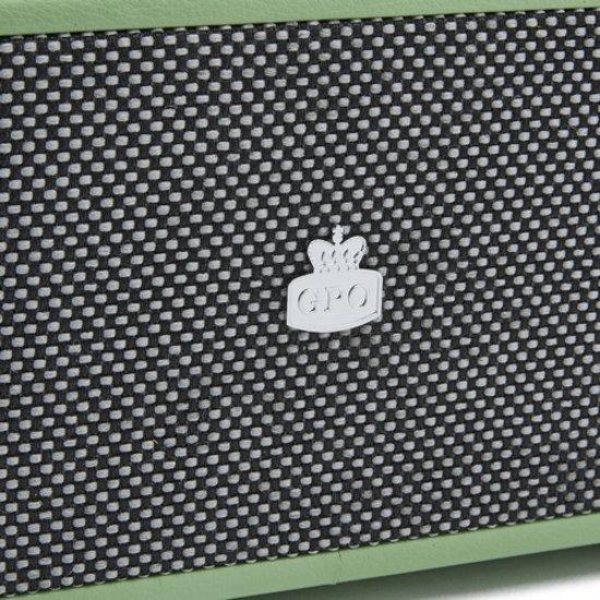 GPO Westwood Bluetooth Speaker Mint