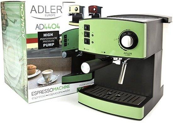Adler AD 4404g - Piston machine - groen