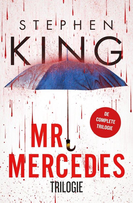 Boek cover Mr. Mercedes Trilogie - Mr. Mercedes, De eerlijke vinder, Wisseling van de wacht van Stephen King (Onbekend)