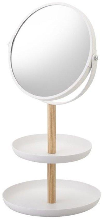 Yamazaki Tosca accesoires schaal m/spiegel white