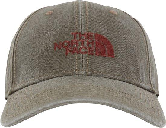 08316f87 bol.com   The North Face - Classic Hat 66 - Cap - Falcon Brown
