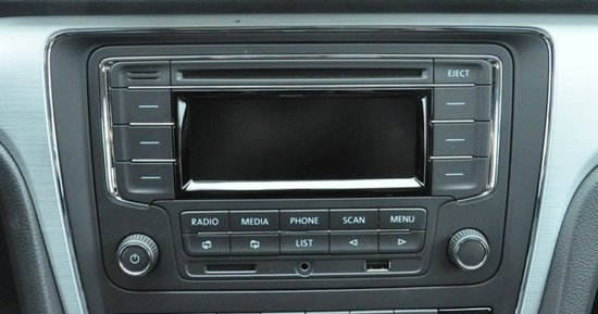 Volkswagen Tiguan Polo 6R Transporter T5 T6 Bluetooth Carkit radio USB CD SD AUX