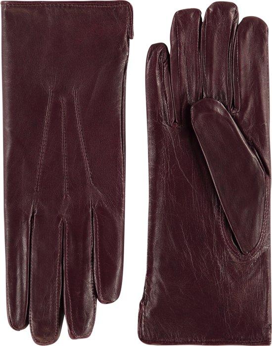 Laimböck Dames Handschoenen London Paars Maat 8.5