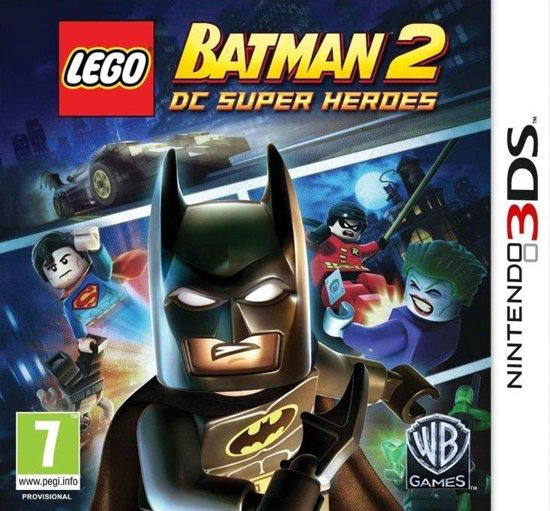 LEGO Batman 2: DC Superheroes - Nintendo 3DS