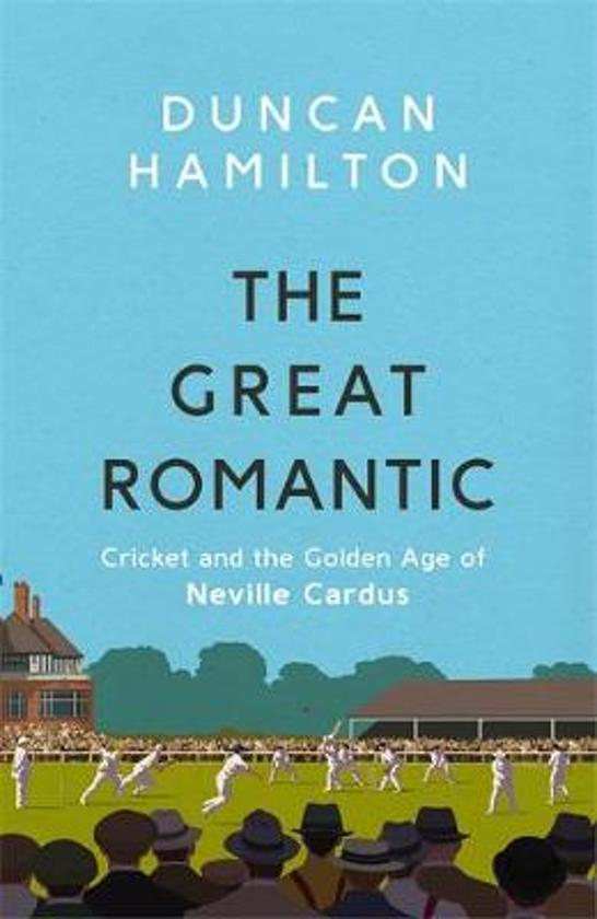 Boek cover The Great Romantic van Duncan Hamilton (Paperback)