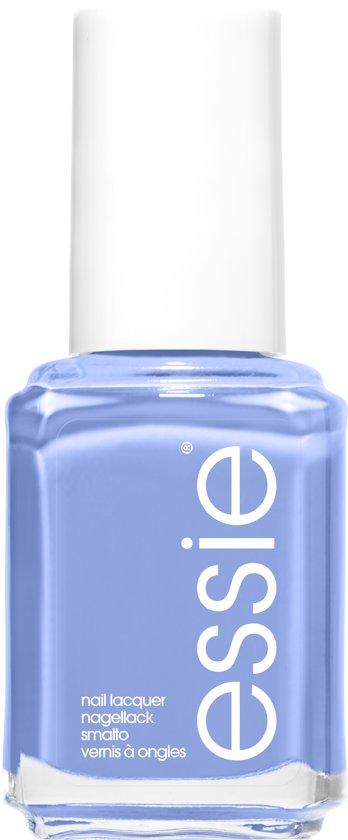 essie bikini so teeny 219 - blauw - nagellak