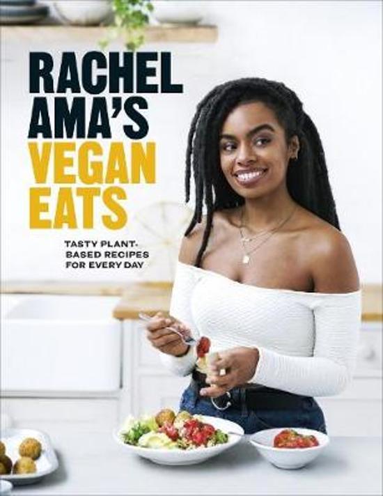 Boek cover Rachel Amas Vegan Eats van Rachel Ama (Hardcover)