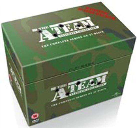 Cover van de film 'A'