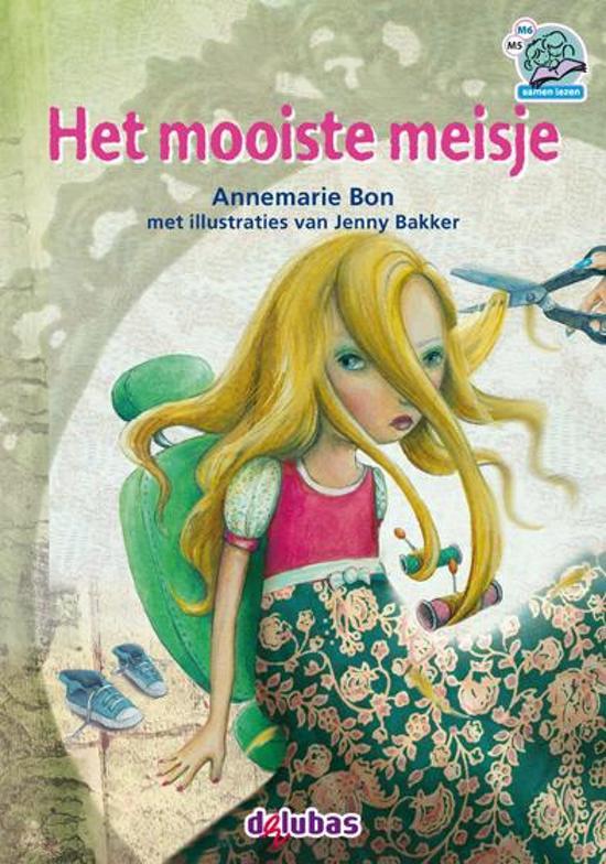 Boek cover Samenleesboeken - Het mooiste meisje van Annemarie Bon (Hardcover)