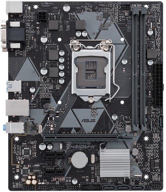 Asus Prime H310M-K