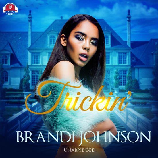 Boek cover Trickin van Brandi Johnson (Onbekend)