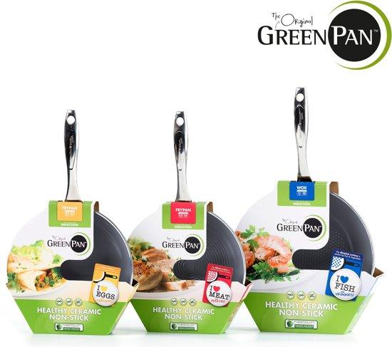 Greenpan Milan 3D Hapjespan à 28 cm