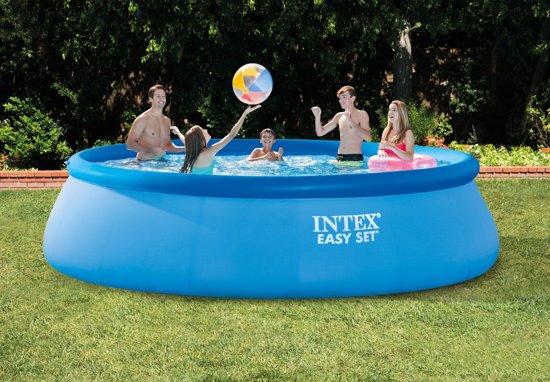 Zwembad Easy Set - 457x107 cm