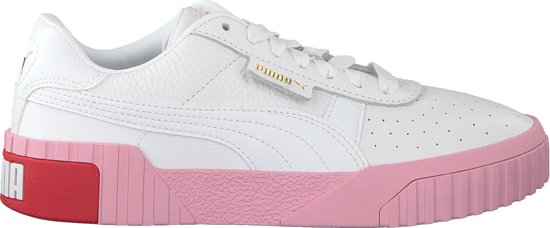 | Puma Dames Sneakers Cali Wn's Wit Maat 38+