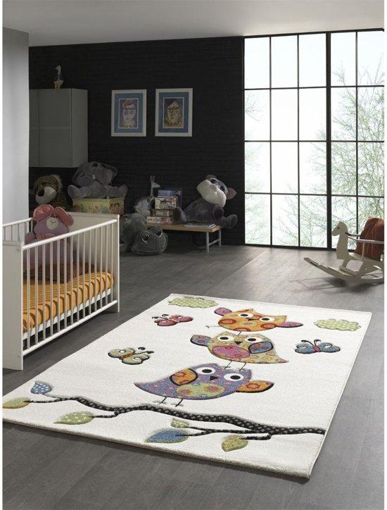 Vloerkleed Diamond-Kids 793-60 Cream 80x150 cm