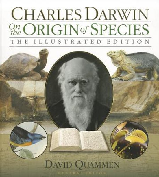 an analysis of charles darwins origin of species Darwin and his theory of evolution on the origin of species by means of natural selection media content analysis and.