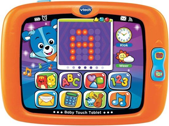 VTech Baby Tablet oranje - Babytablet