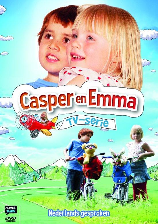 Bol Com Casper Amp Emma De Serie Dvd Dvd S