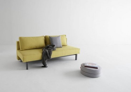 Bol innovation sly slaapbank mosterd geel