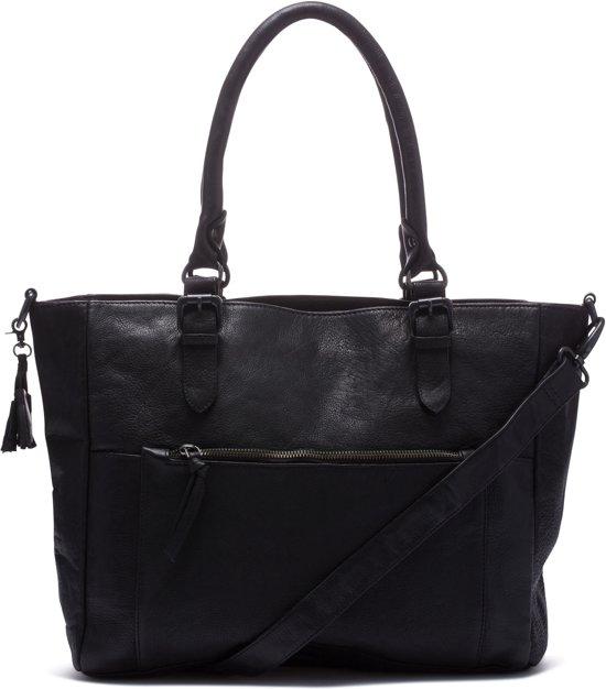 bbbdccbf358 bol.com | Legend Bags - Milano Handtas - zwart