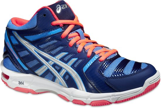 asics volleybalschoenen dames
