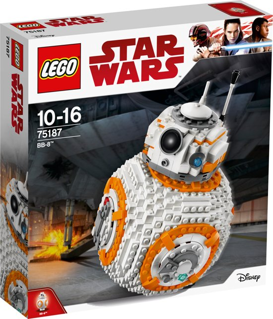 LEGO Star Wars BB-8 - 75187