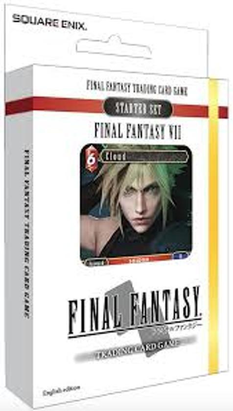 Afbeelding van het spel Final Fantasy Trading Card Game - Starter Set VII