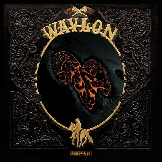 CD cover van Human van Waylon