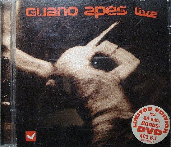 Guano Apes Live (incl. bonus-DVD)