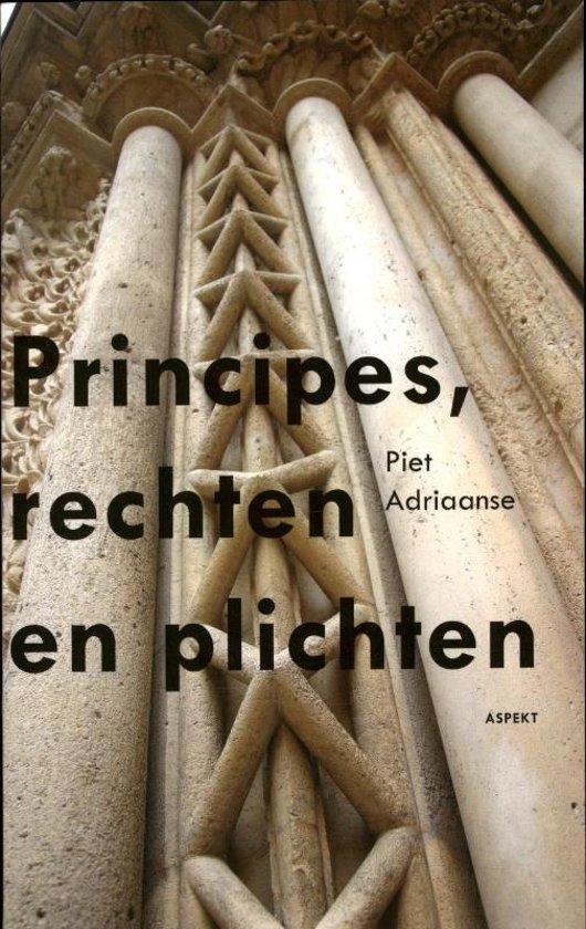 Principes rechten en plichten
