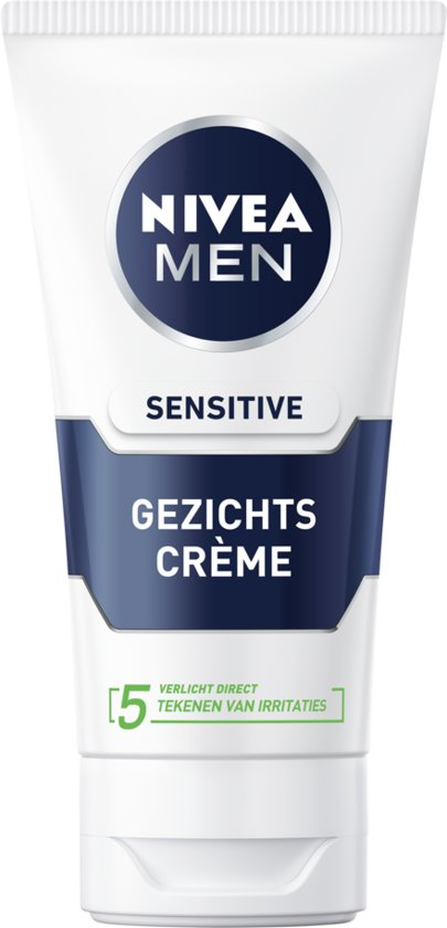 NIVEA MEN Sensitive Gezichtscrème - 75 ml