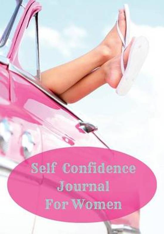 Self Confidence Journal for Women
