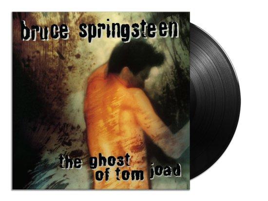 CD cover van The Ghost Of Tom Joad (LP) van Bruce Springsteen